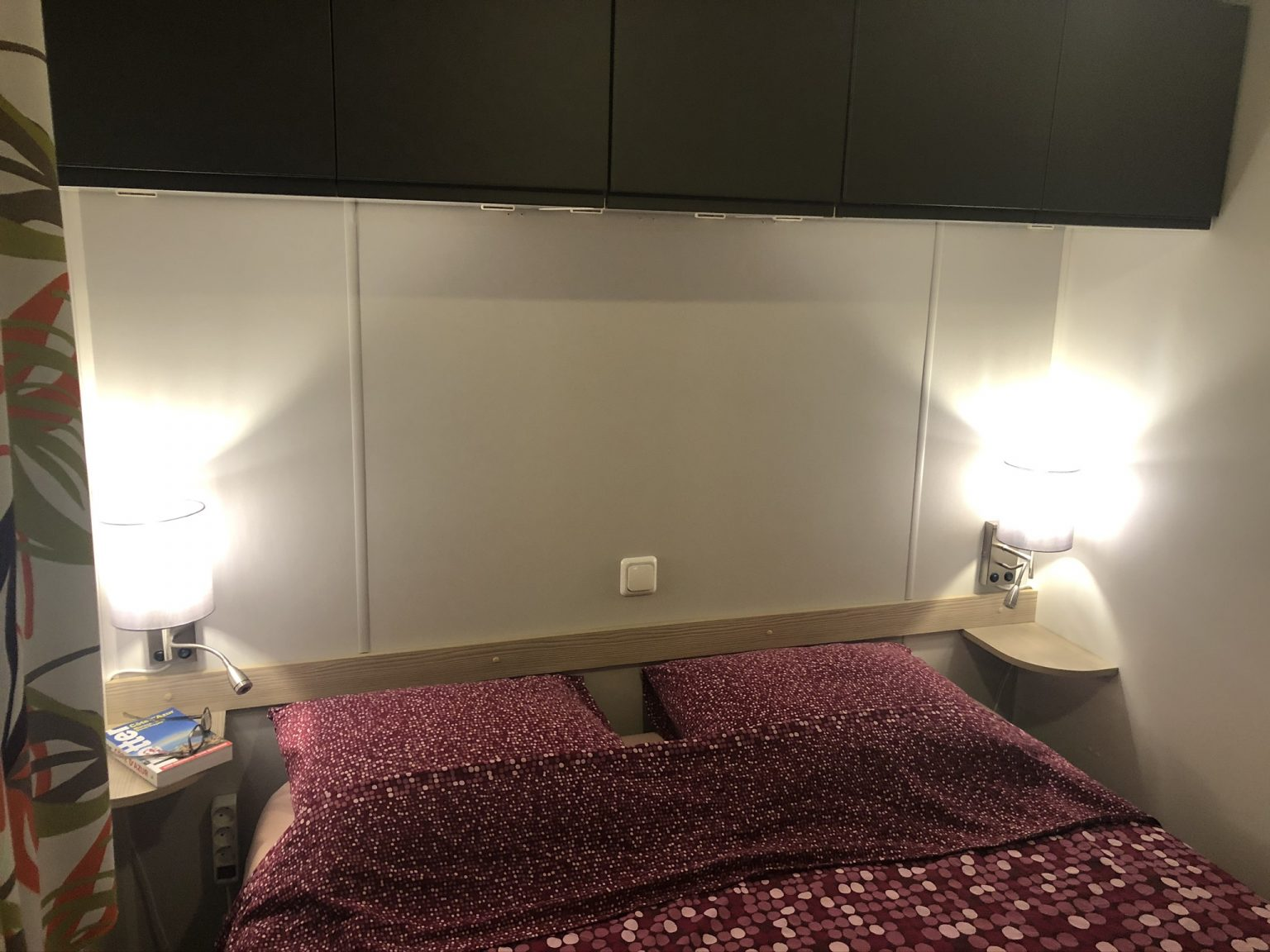 Sfeervolle lampen met leeslamp