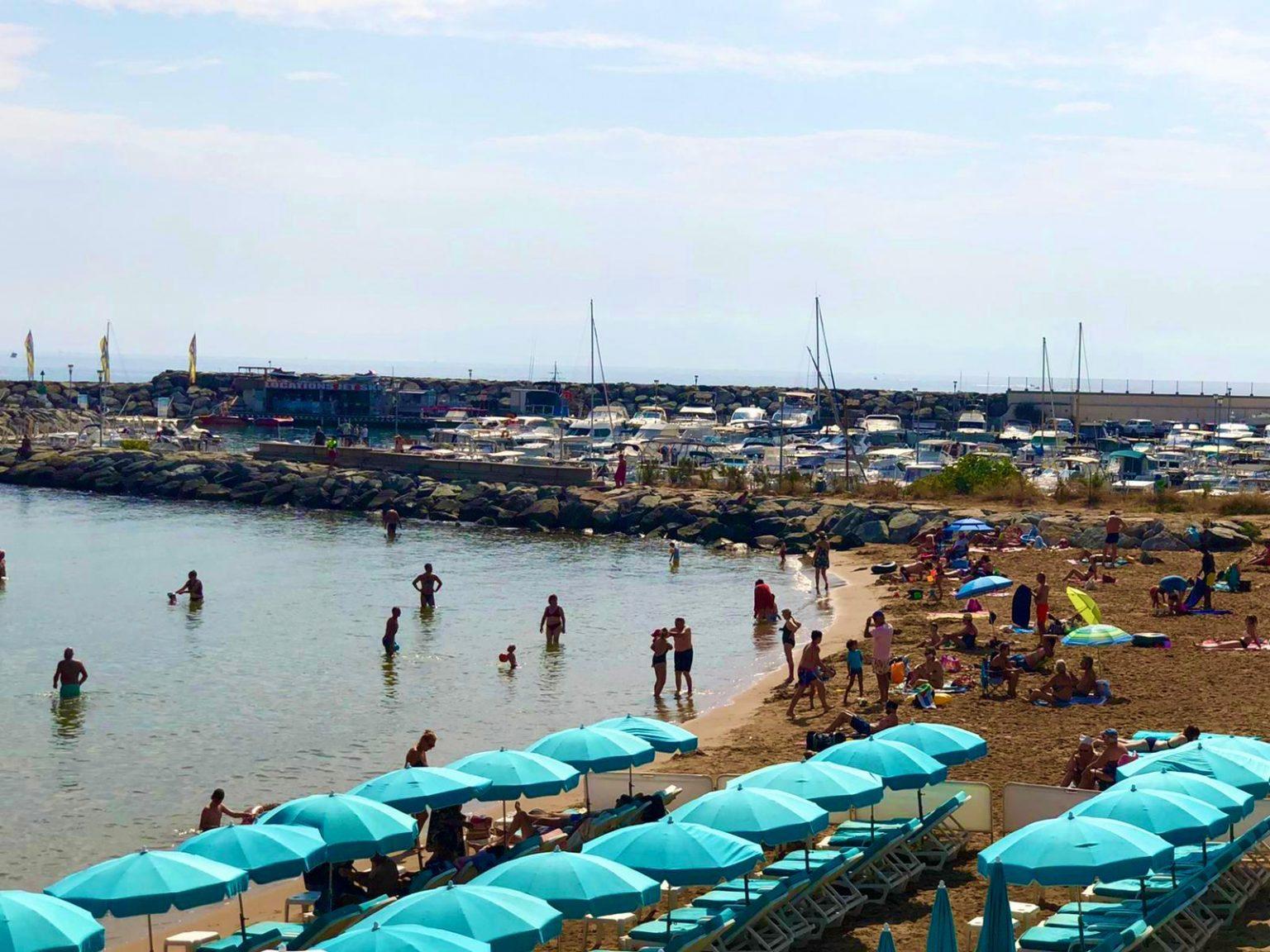 Strand Saint Aygulf